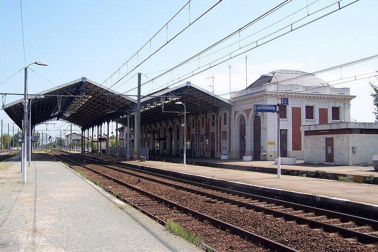 Gare de Marmande