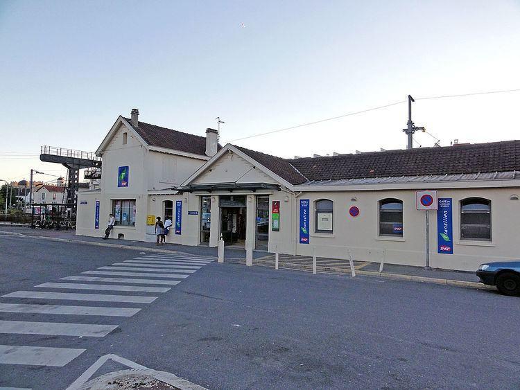 Gare de Sarcelles-Saint-Brice