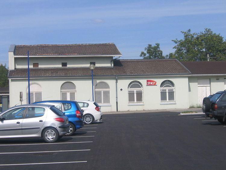 Gare de Sierentz