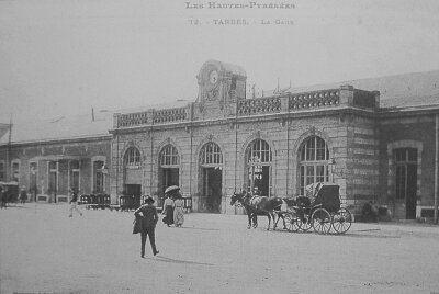 Gare de Tarbes