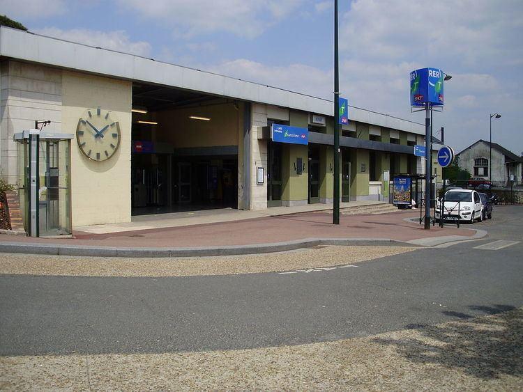 Gare d'Étampes