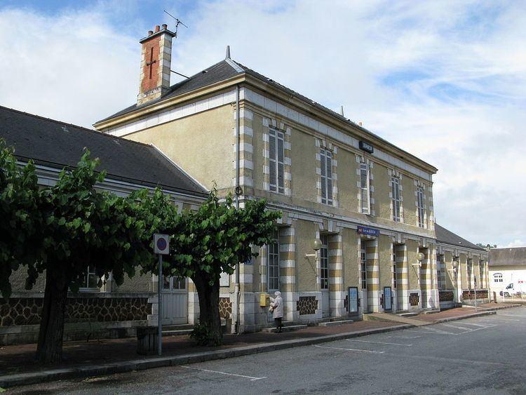 Gare du Buisson
