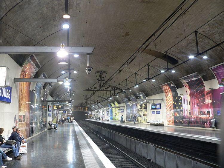 Gare du Luxembourg (Paris RER)