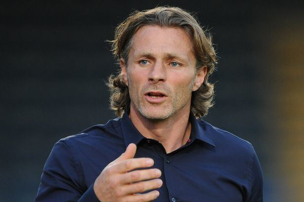 Gareth Ainsworth Gareth Ainsworth hopes Exeter City defeat will cool