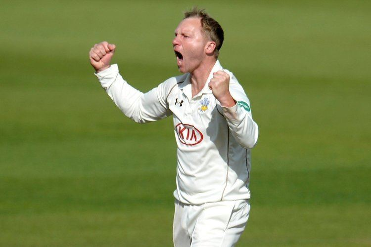 Gareth Batty Surrey future is looking bright with rising stars