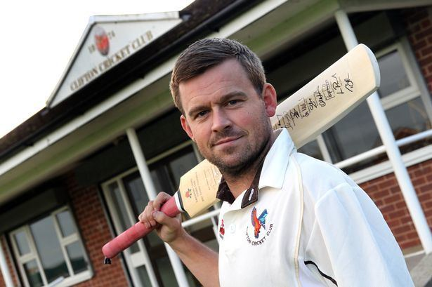 Gareth Cross Former Lancashire wicketkeeper Gareth Cross joins Clifton