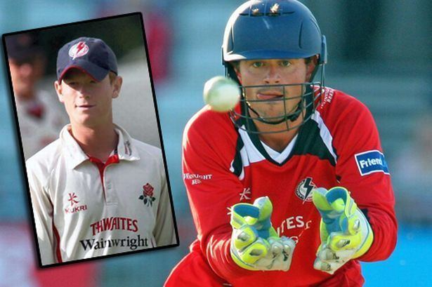 Gareth Cross Gareth Cross is facing a challenge for his Lancs spot from