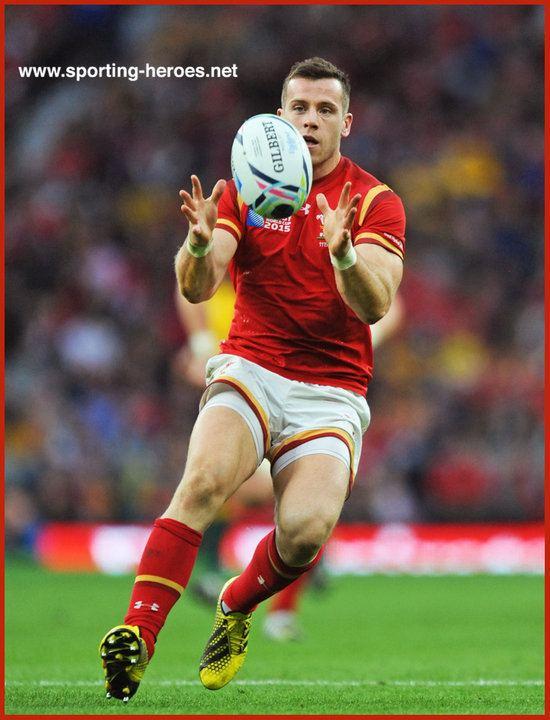 Gareth Davies (rugby player, born 1990) Gareth 1990 DAVIES 2015 Rugby World Cup Wales