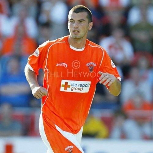 Gareth Evans (footballer, born 1981) Gareth Evans career stats height and weight age