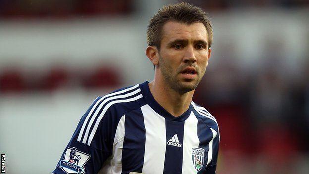 Gareth McAuley BBC Sport West Bromwich Albion preseason is key