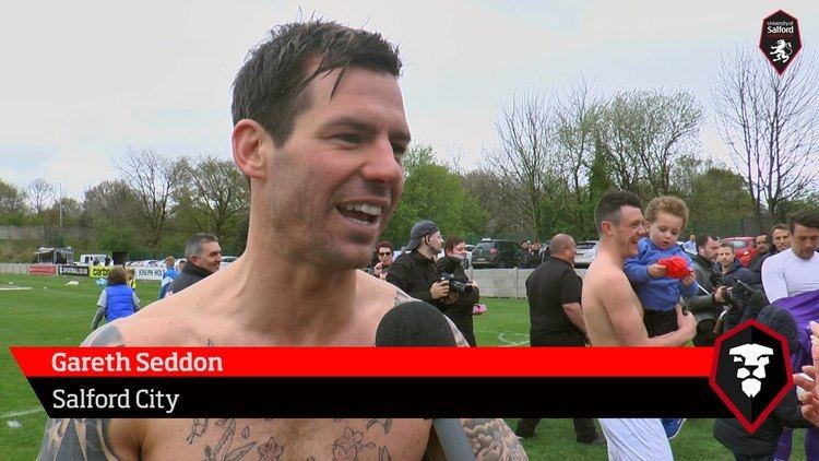 Gareth Seddon CHAMPIONS Gareth Seddon postmatch interview YouTube