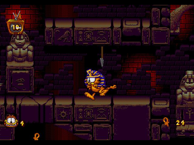 Garfield: Caught in the Act Garfield Caught in the Act Screenshots GameFabrique