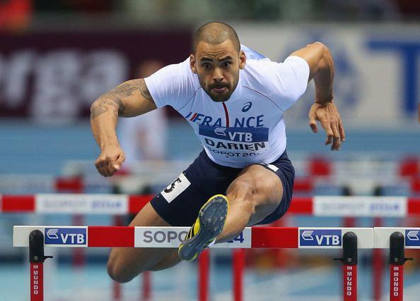 Garfield Darien Garfield Darien Pictures IAAF World Indoor Championships