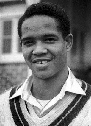Cricket ball Sir Garfield Sobers hit for six successive sixes could