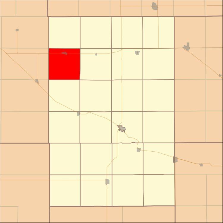 Garfield Township, Antelope County, Nebraska