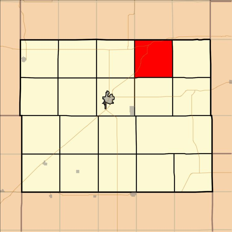 Garfield Township, Ellsworth County, Kansas
