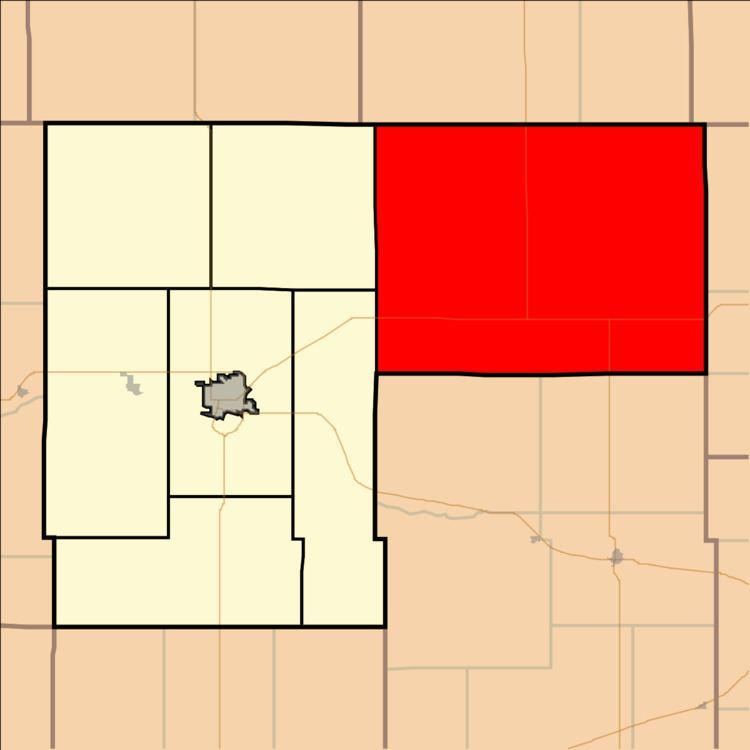 Garfield Township, Finney County, Kansas