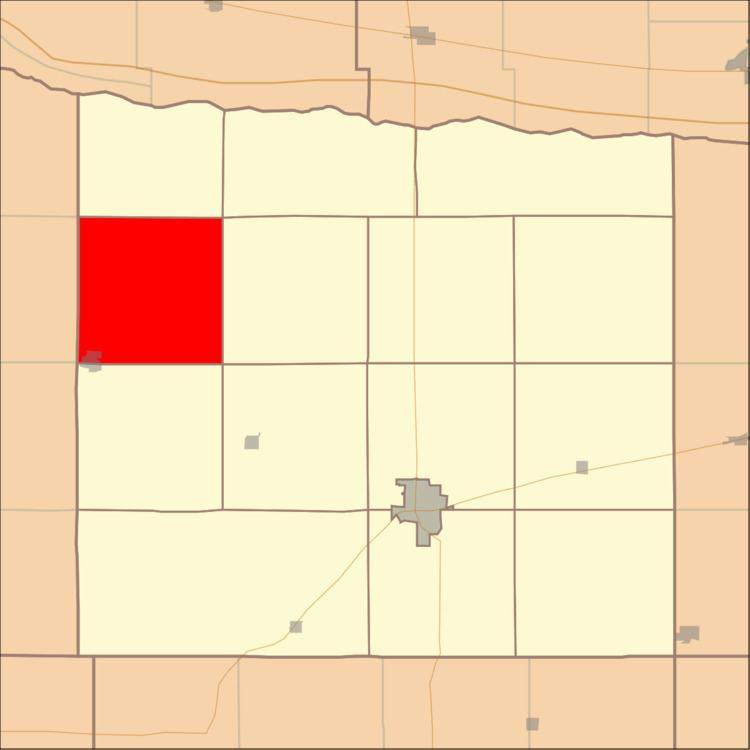 Garfield Township, Phelps County, Nebraska