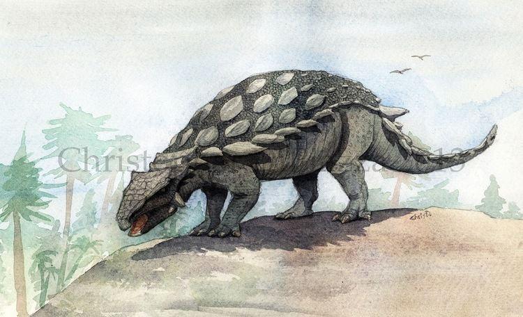 Gargoyleosaurus Prehistoric Beast of the Week Gargoyleosaurus Prehistoric Animal