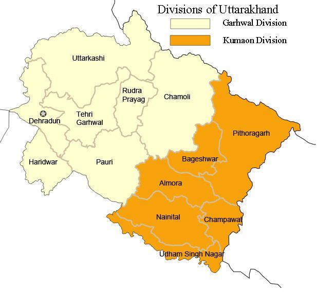 Garhwal division Garhwal division Wikipedia