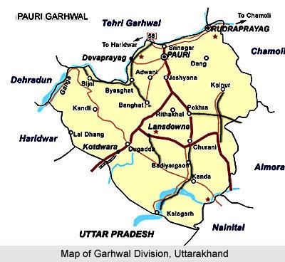 Garhwal division Garhwal Division Uttarakhand