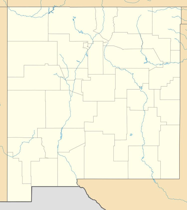Garita, New Mexico