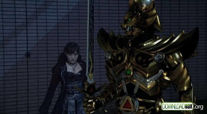 Garo: Red Requiem movie scenes Garo Red Requiem 2010 DVDRip x264 AC3 shinostarr