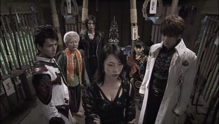 Garo Special: Byakuya no Maju hndfr GARO Special Byakuya no Maju SubFrench DAddicts
