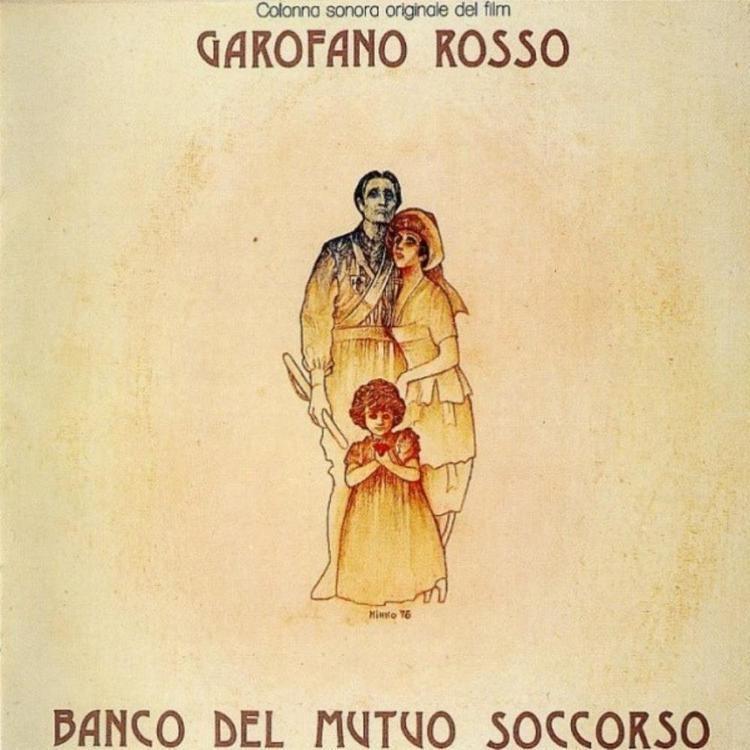 Garofano rosso wwwprogarchivescomprogressiverockdiscography