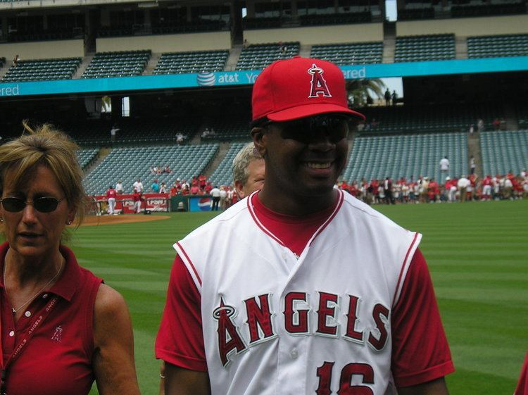 Garret Anderson Should Garrett Anderson be part of Angels Franchise Four