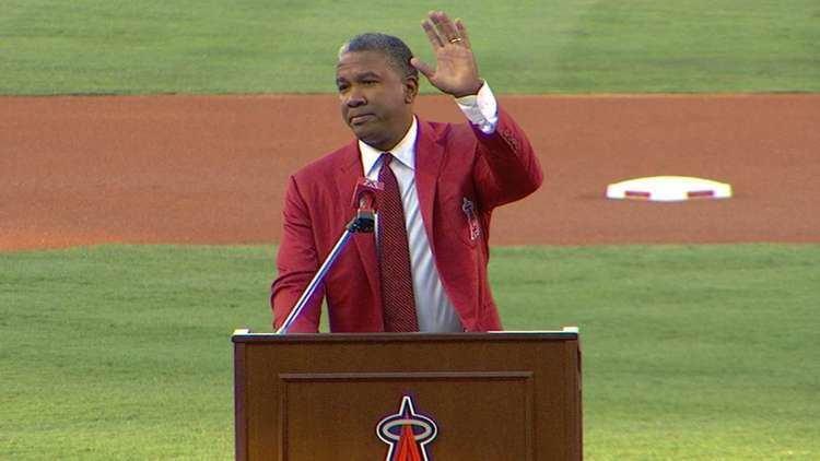 Garret Anderson Garret Anderson joins Angels Hall of Fame MLBcom