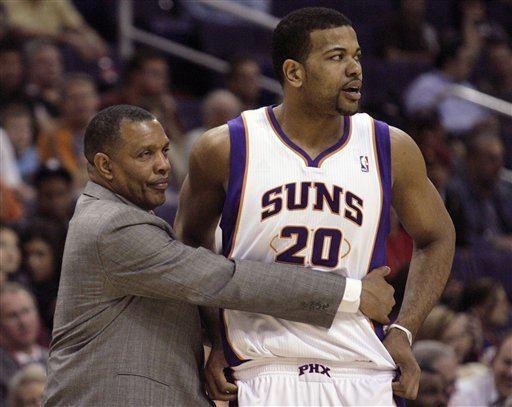 Garret Siler Phoenix Suns Player Evaluations 201011 Garret Siler