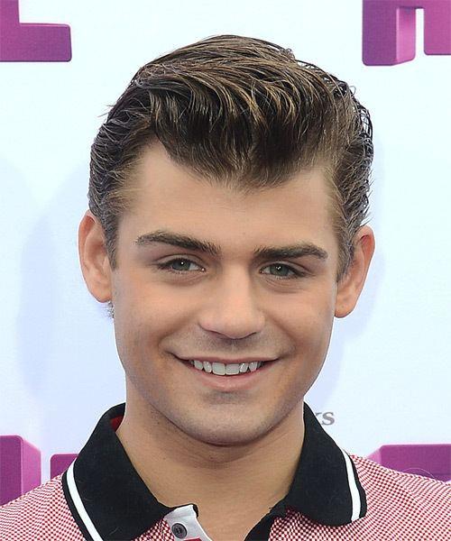 Garrett Clayton Garrett Clayton Hairstyles Celebrity Hairstyles by