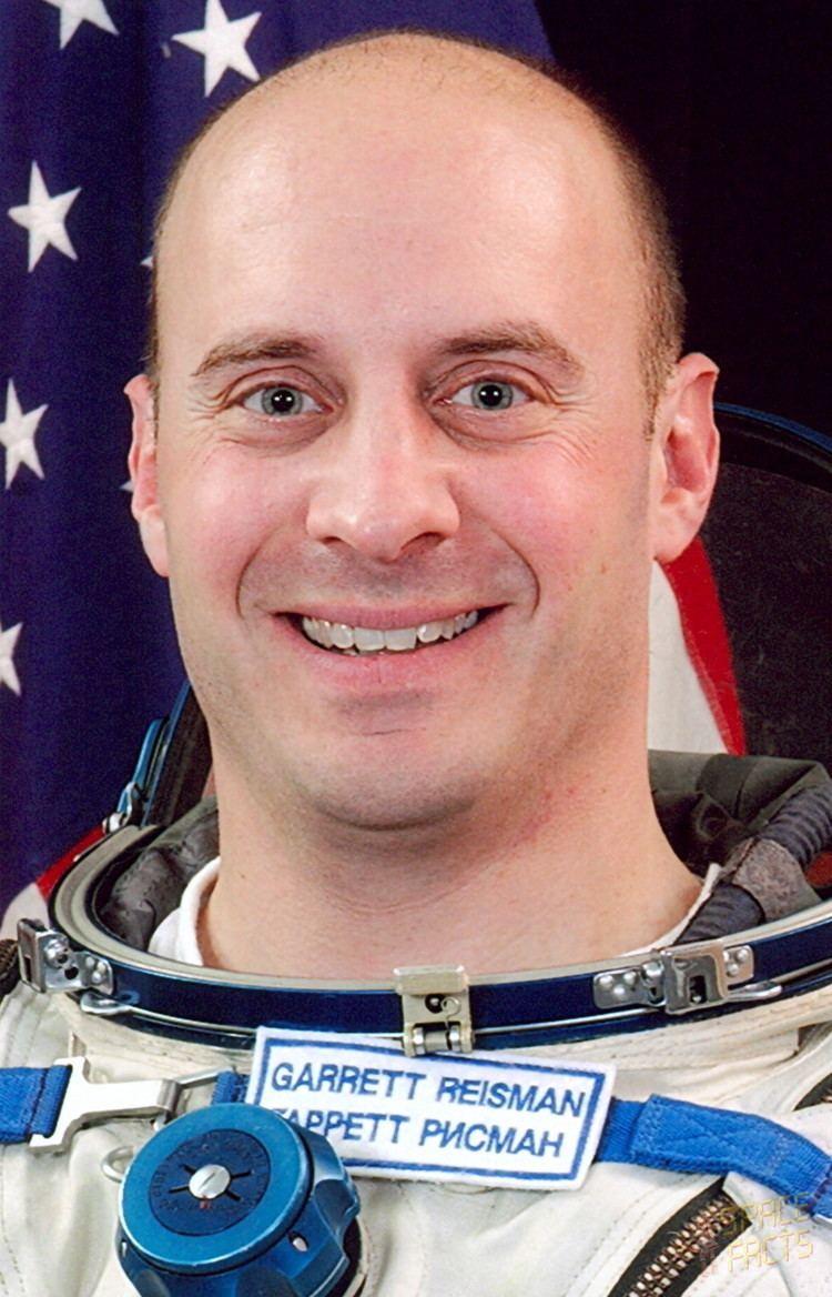 Garrett Reisman Astronaut Biography Garrett Reisman