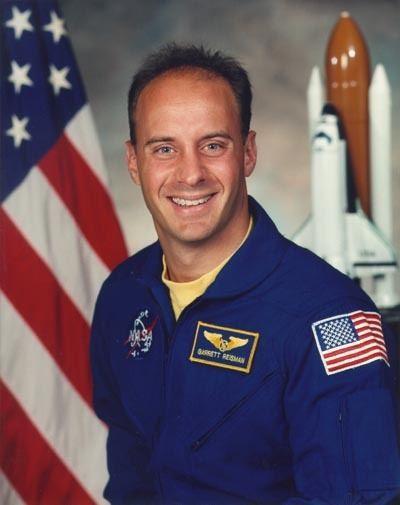Garrett Reisman Astronaut Bio Garrett E Reisman 299