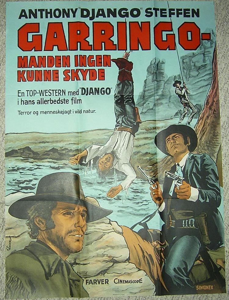 Garringo DVD California GARRINGO