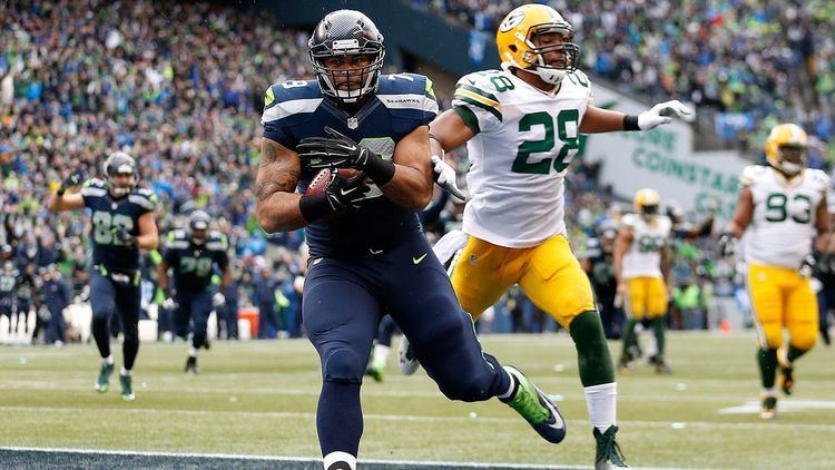 Garry Gilliam Garry Gilliam T for the Seattle Seahawks FOX Sports