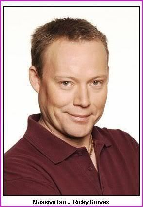 Garry Hobbs The Blue Room Ex Ender Rick Gary Hobbs Signs For Strictly