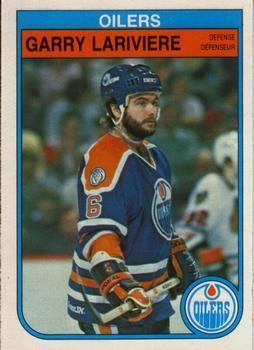 Garry Lariviere Garry Lariviere Gallery The Trading Card Database