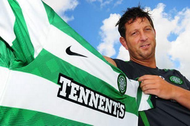 Garry Parker New Celtic coach Garry Parker targets a debut treble