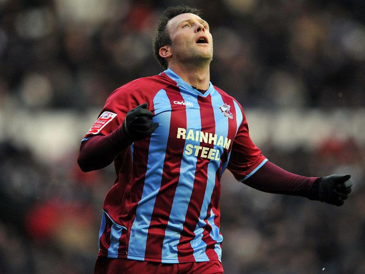 Garry Thompson (footballer, born 1980) Garry Thompson Morecambe Player Profile Sky Sports Football