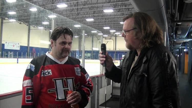 Garth Butcher Garth Butcher Hockey Helps The Homeless YouTube