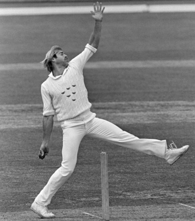 Garth Le Roux Garth le Roux The unknown great fast bowler Cricket Country