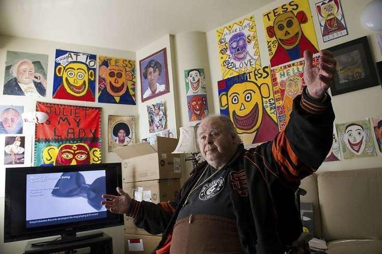 Gary Arlington Gary Arlington a superhero in SF comix culture SFGate