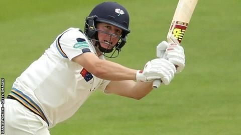 Gary Ballance Yorkshire appoint England Test batsman as new captain