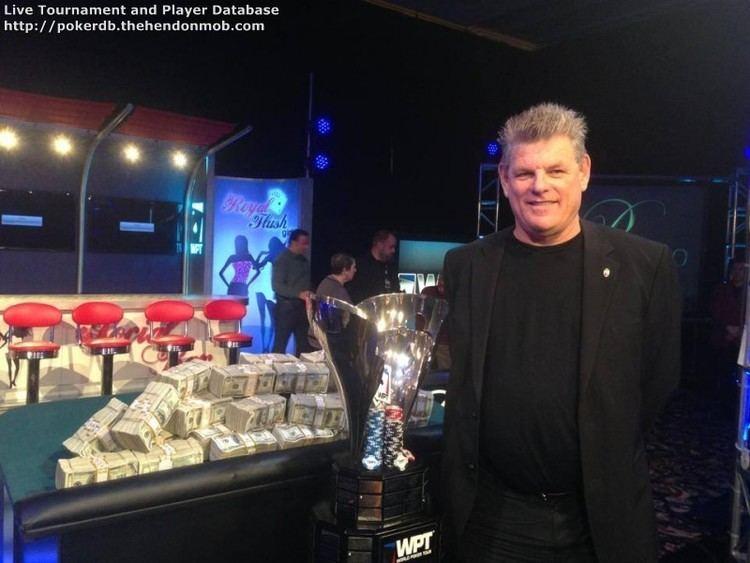 Gary Benson (poker player) Gary Benson Hendon Mob Poker Database