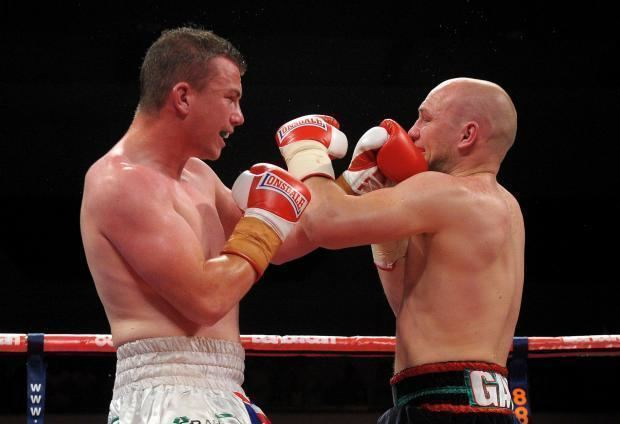 Gary Buckland Welsh warrior and Newport ace Gary Buckland retires from boxing