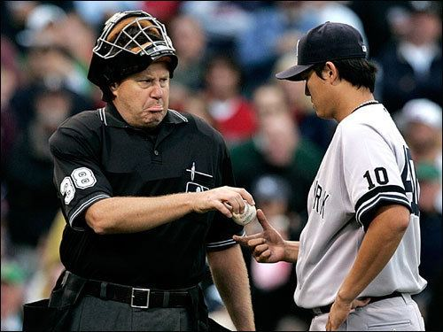 Gary Cederstrom Gary Cederstrom MLB Umpires