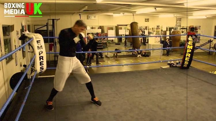 Gary Cooper (boxer) Gary Cooper Motivational Video YouTube