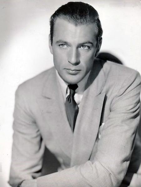 Gary Cooper Gary Cooper Wikipedia the free encyclopedia